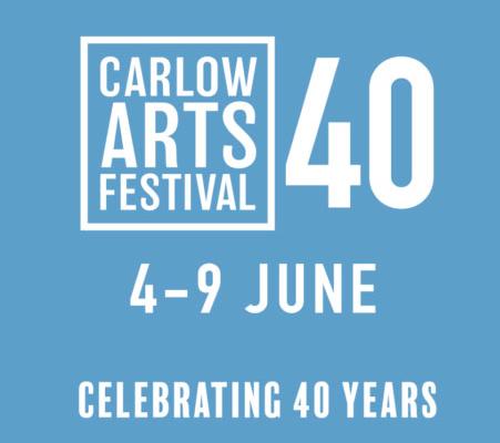 Carlow Arts Festival 40 years